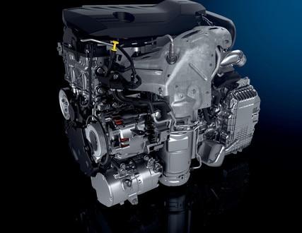 Moteur hybride rechargeable