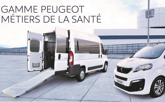 Peugeot Transformés Utility