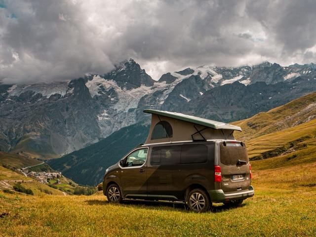 Camping Car Peugeot