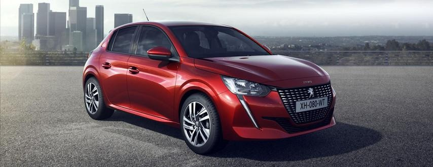 Nouvelle Peugeot 208 Business