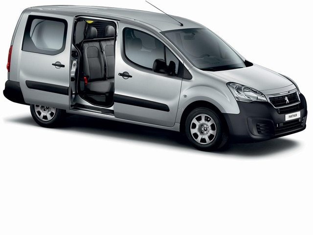 PEUGEOT Partner : Cabine approfondie