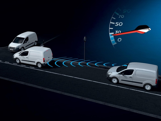 PEUGEOT Partner : Active City Brake