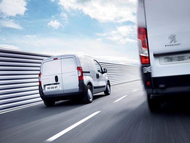 PEUGEOT Bipper : Régulateur de vitesse