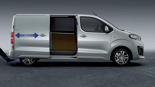 Peugeot Expert : modularité
