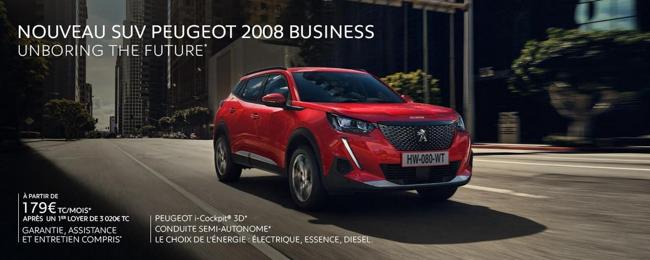 Peugeot 2008 Business