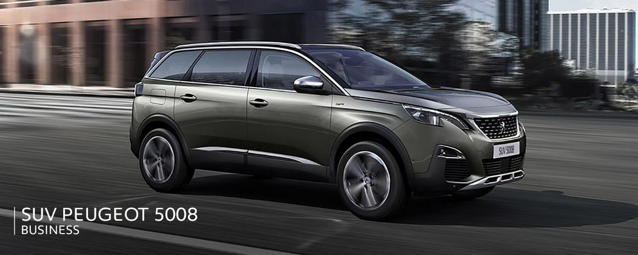 Peugeot SUV 5008 Business