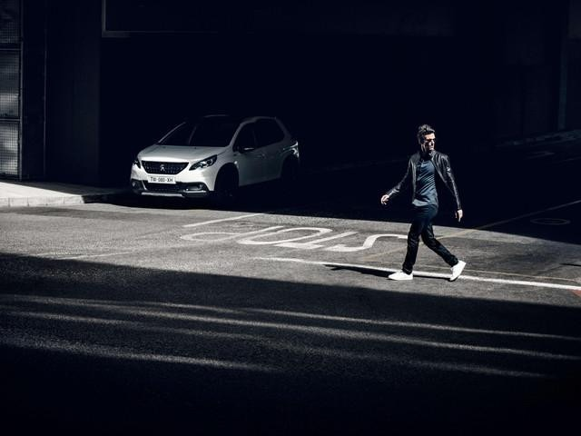 Visuel Lifestyle - voiture Peugeot