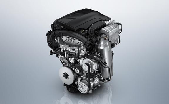 Nouveau SUV PEUGEOT 2008 pour les professionnels : motorisations efficientes en essence PureTech Euro 6