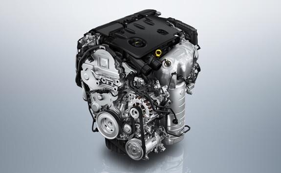 Nouveau SUV PEUGEOT 2008 pour les professionnels : motorisations efficientes en Diesel BlueHDi Euro 6