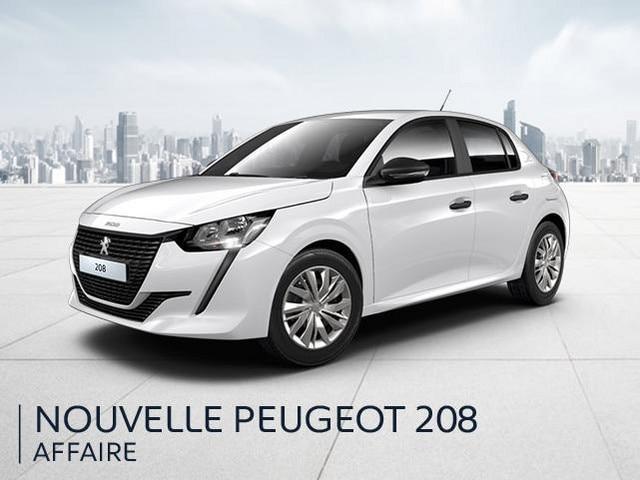 Nouvelle Peugeot 208 Affaire