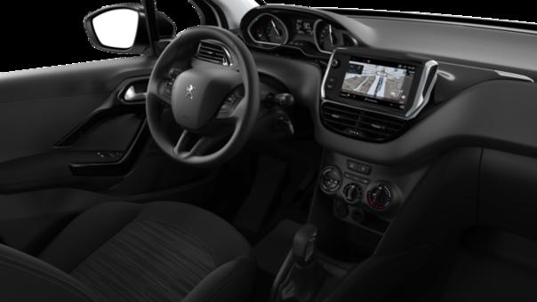 Peugeot 208 Affaire : intérieur