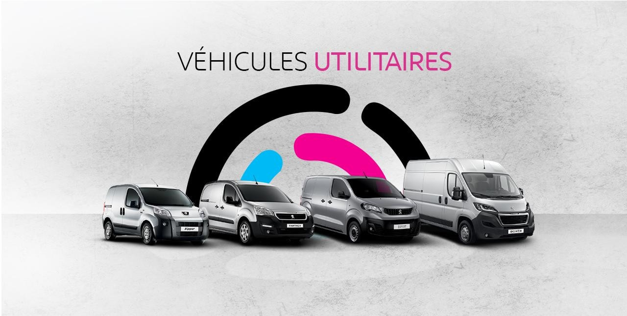 OFFRES LLD VEHICULES UTILITAIRES