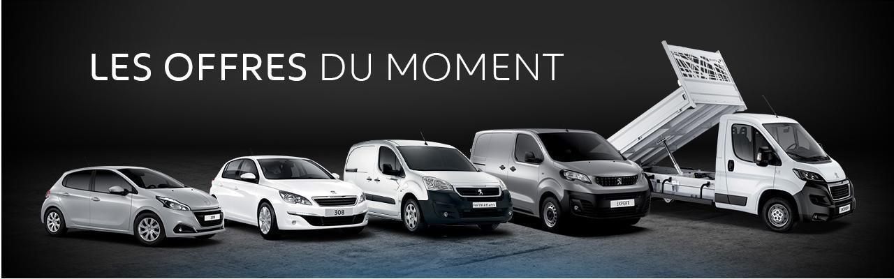 Offres du moment Peugeot Professionnel 2