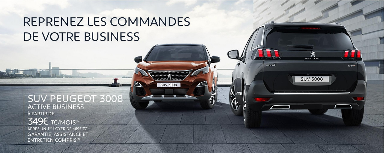 Peugeot Gamme Business