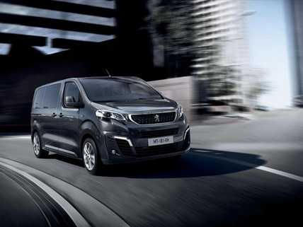 Peugeot traveller Business – Mobility Pass