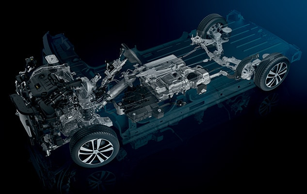 Peugeot technology