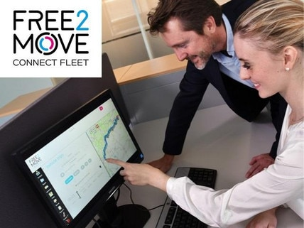 Free2Move CONNECT FLEET