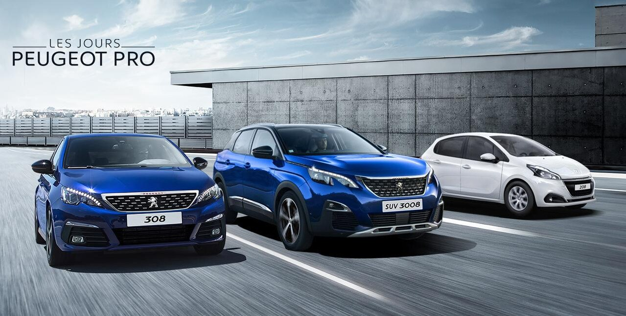 Gamme Business - PEUGEOT