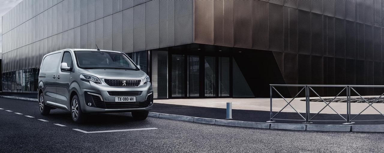 Peugeot Expert : Design extérieur face avant expressive