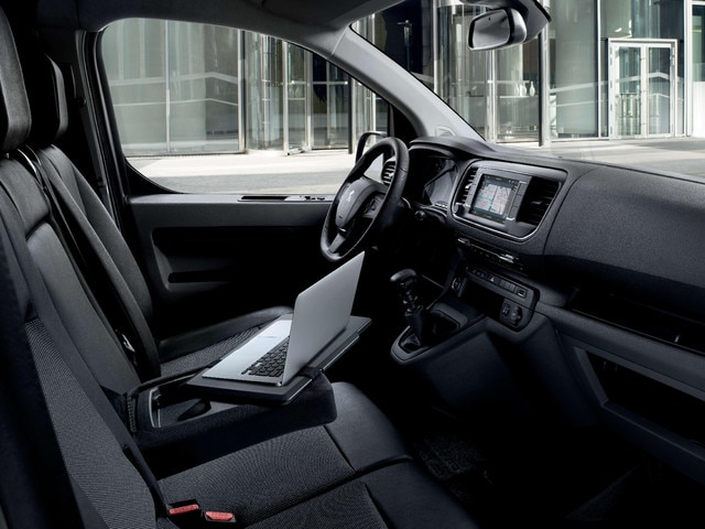 Peugeot Expert - Design intérieur