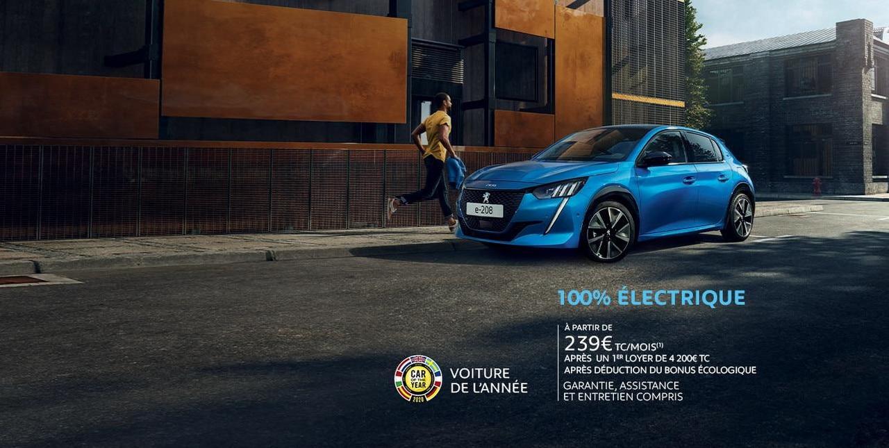 Peugeot e-208 Business