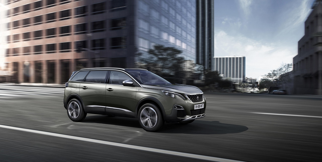 Peugeot 5008 Business Grand Suv 7 Places Voiture De Societe
