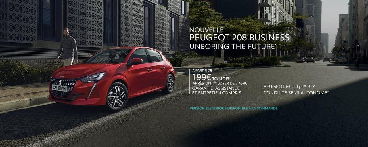 Peugeot 208 Business