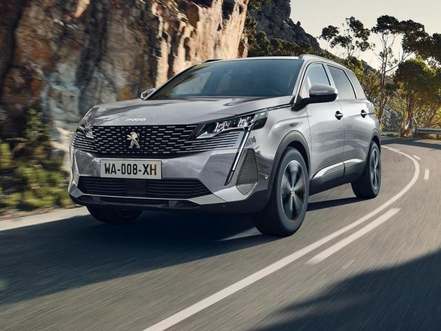 SUV PEUGEOT 5008 Business